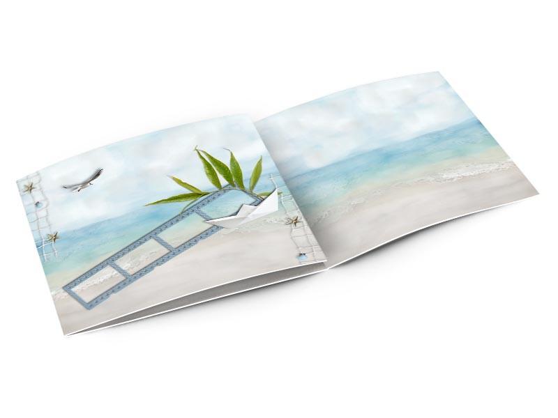 faire part mariage les les plage tropicale r f. Black Bedroom Furniture Sets. Home Design Ideas