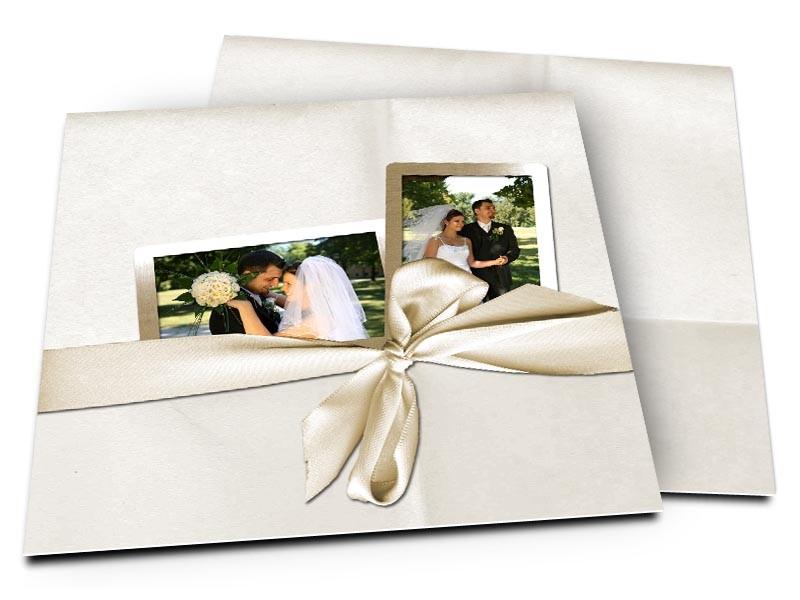Remerciements mariage - Précieuse lettre