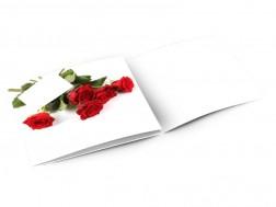 Faire-part mariage - Dites-le avec des roses