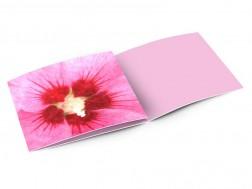 Faire-part mariage - Abstrait floral