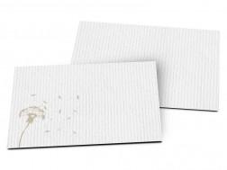 Carton d'invitation mariage - Les graines de l'amour