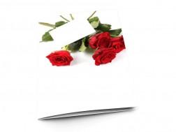 Menu mariage - Dites-le avec des roses