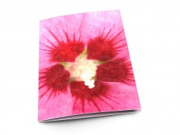 Menu mariage - Abstrait floral