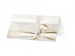 Marque-place mariage - Précieuse lettre