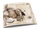 Faire-part baptême - Mon petit nid douillet
